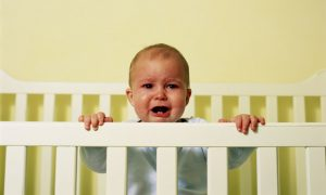 Why Baby Cries In Sleep