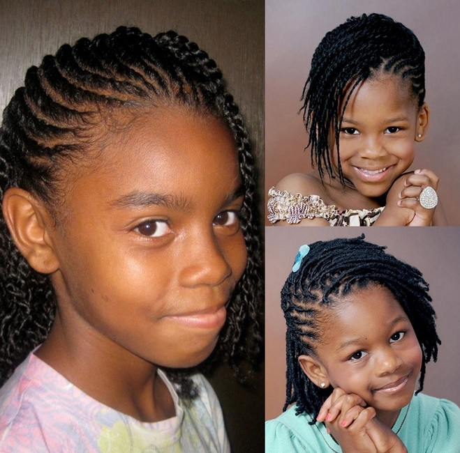 20 Gorgeous Hairstyles for 9 And 10 Year Old Girls – Child ...