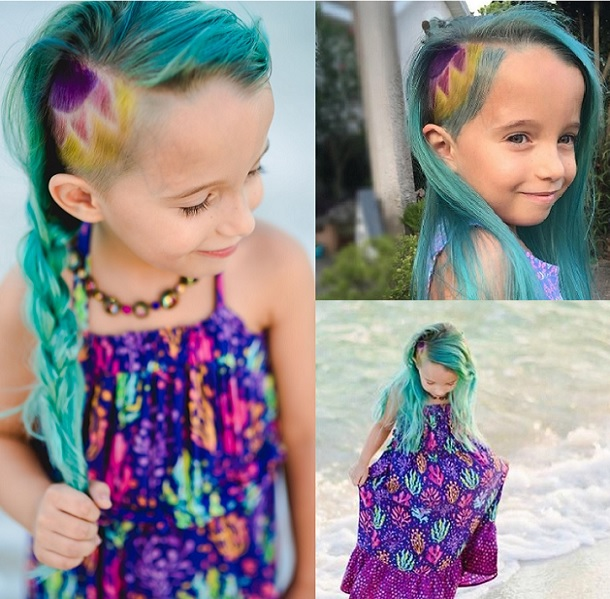 Haircut Of Girl Child: 20 Gorgeous Hairstyles For 9 And 10 Year Old Girls