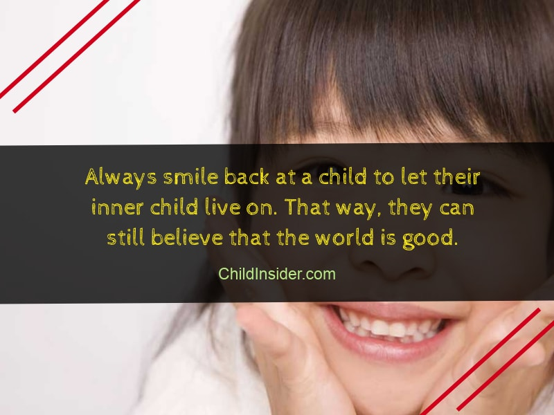 50 Child Smile Quotes That Will Crave You Read Twice Child