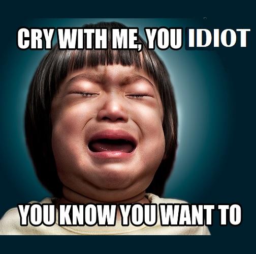 cry baby memes to make fun