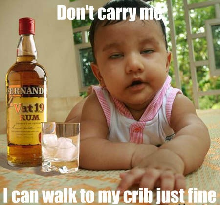 memes for drunk baby