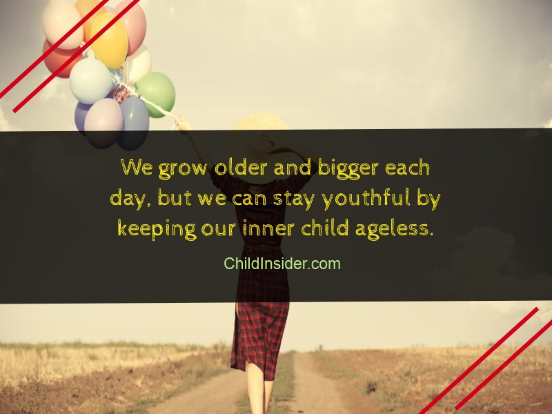 quotes about inner child