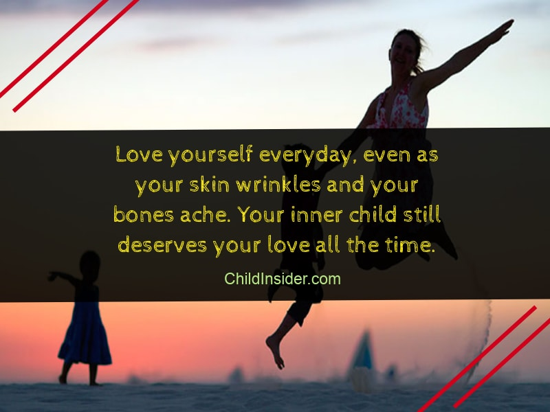 quotes to explore your inner child