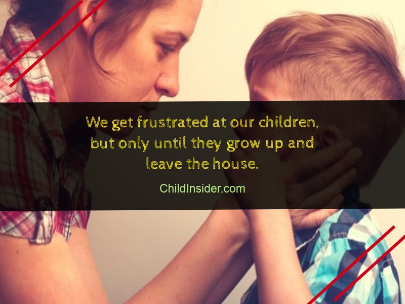 40 Best Quotes About Kids Growing Up Fast With Images Child Insider