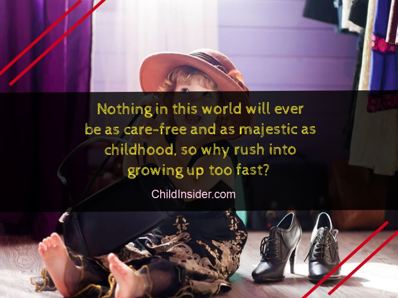 50 Best Quotes About Kids Growing Up Fast (With Images