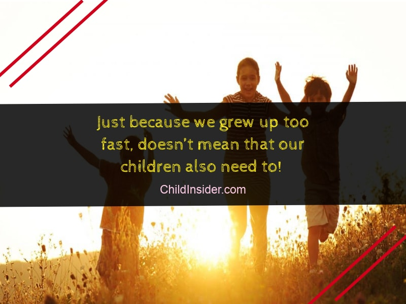 40 Best Quotes About Kids Growing Up Fast (With Images