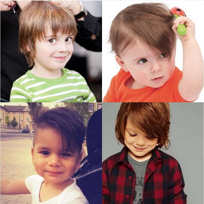layered haircuts for baby boys