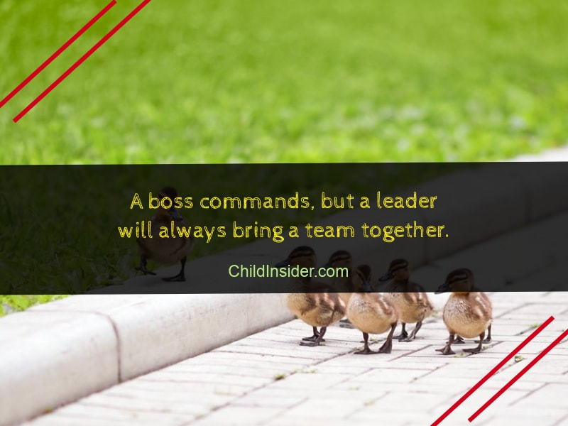 15 Inspiring Leadership Quotes For Kids Child Insider