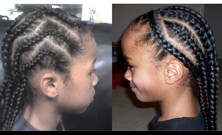 little boy long braid styles
