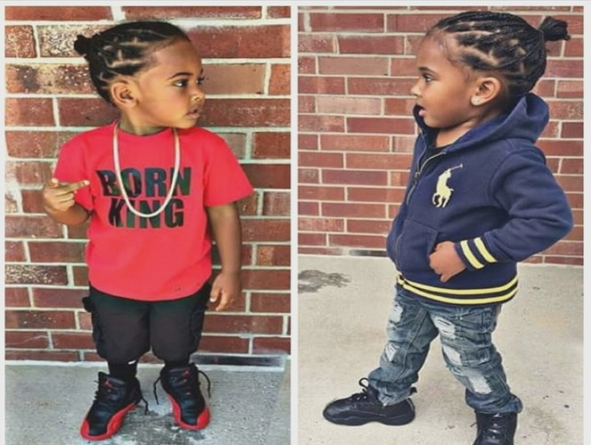 braid styles for little boy