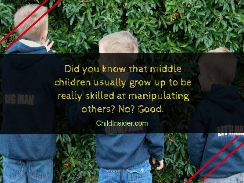 the best middle child quotes for grown ups