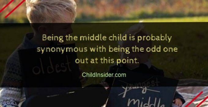 middle child quote