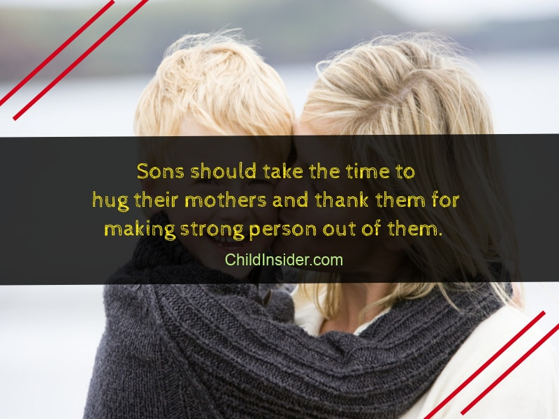 50 Best Mother and Son Quotes to Express Love – Child Insider