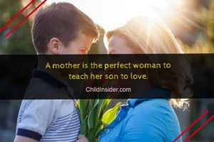 mother and son bonding quotes
