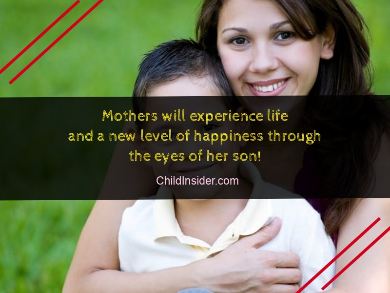 50 Best Mother And Son Quotes To Express Love Child Insider