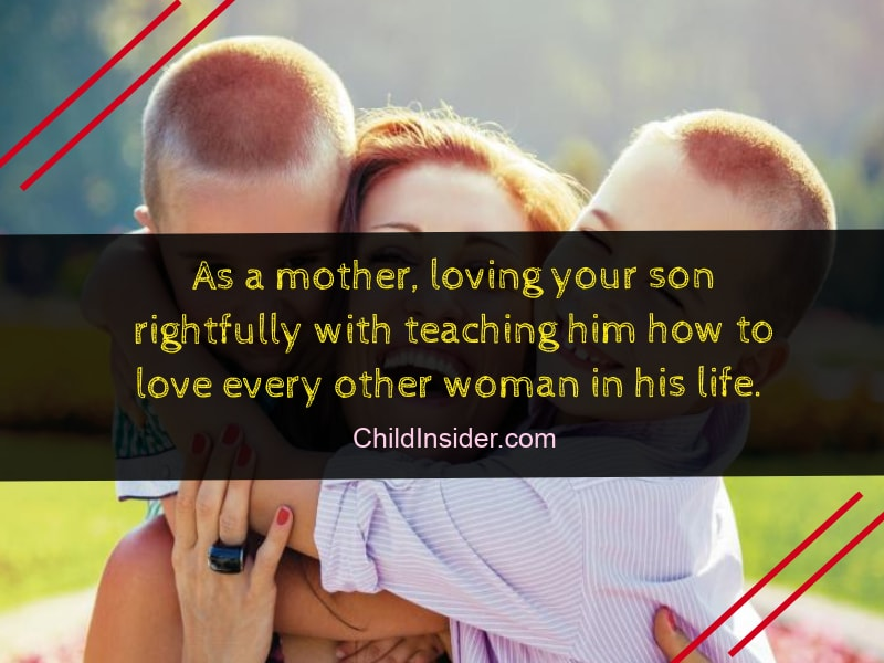 10 Best Mother And Son Bonding Quotes With Images Child Insider
