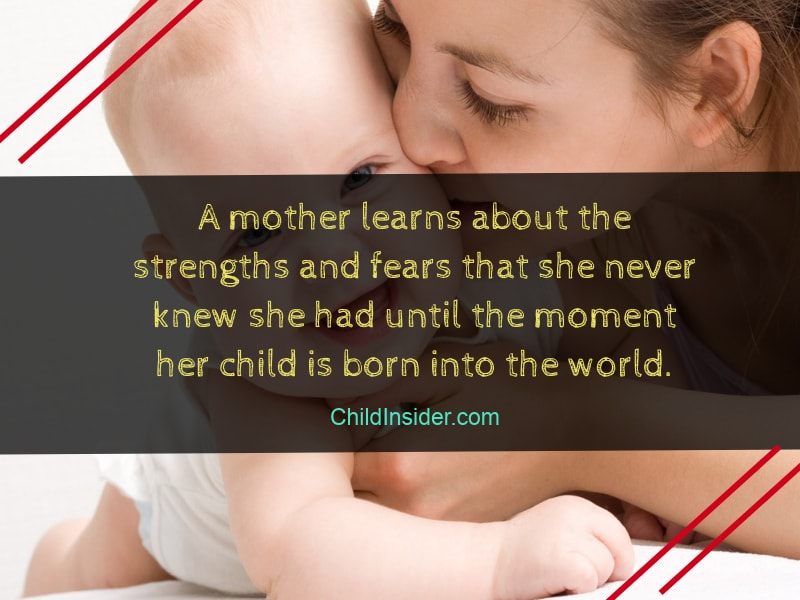 20 Mothers Love For Child Quotes Thatll Definitely Touch Your