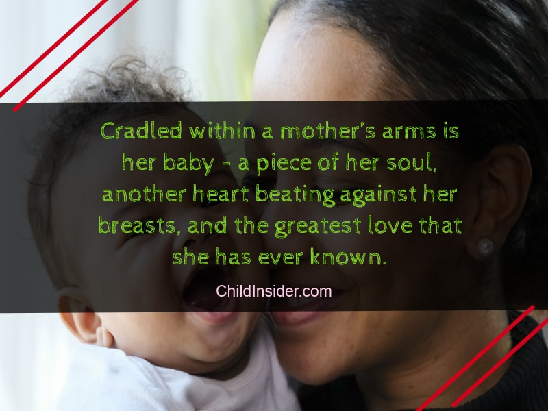 20 Mother\'s Love for Child Quotes That\'ll Definitely Touch ...