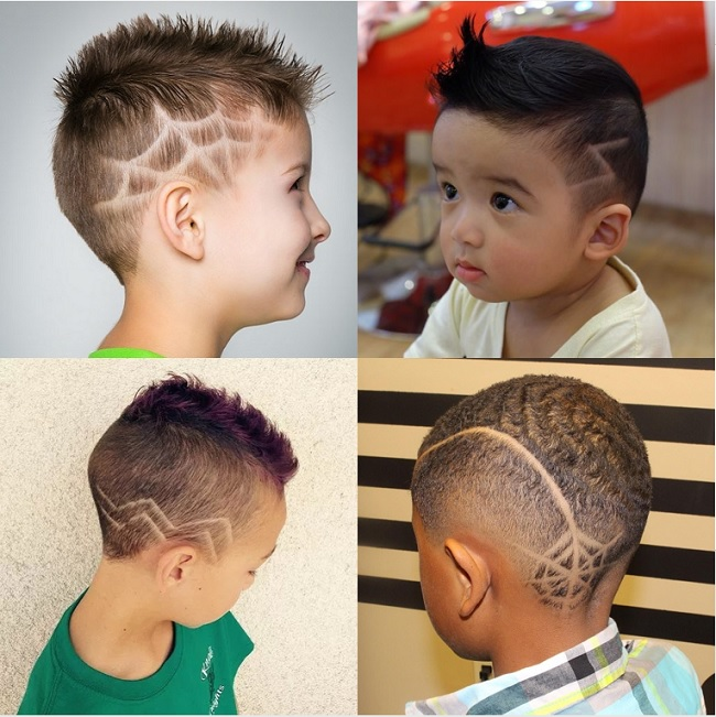 25 Charming Haircuts For Baby Boys To Show Off Child Insider