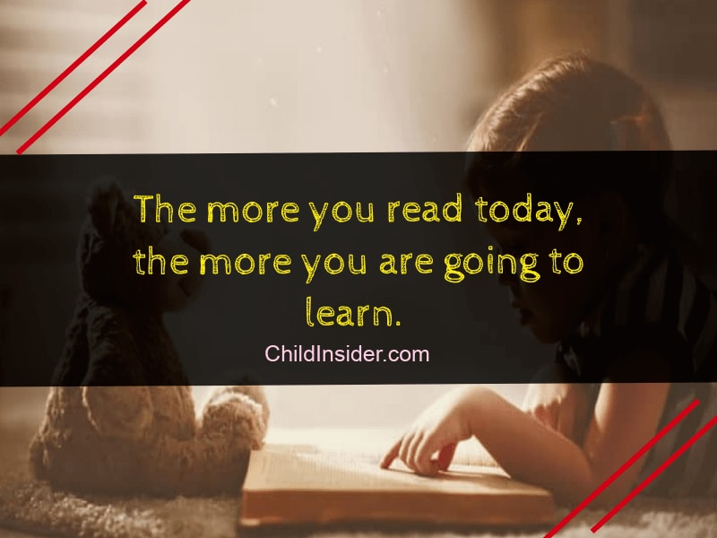 reading quotes for babies