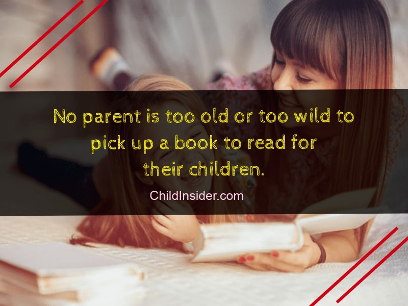parent read children quote