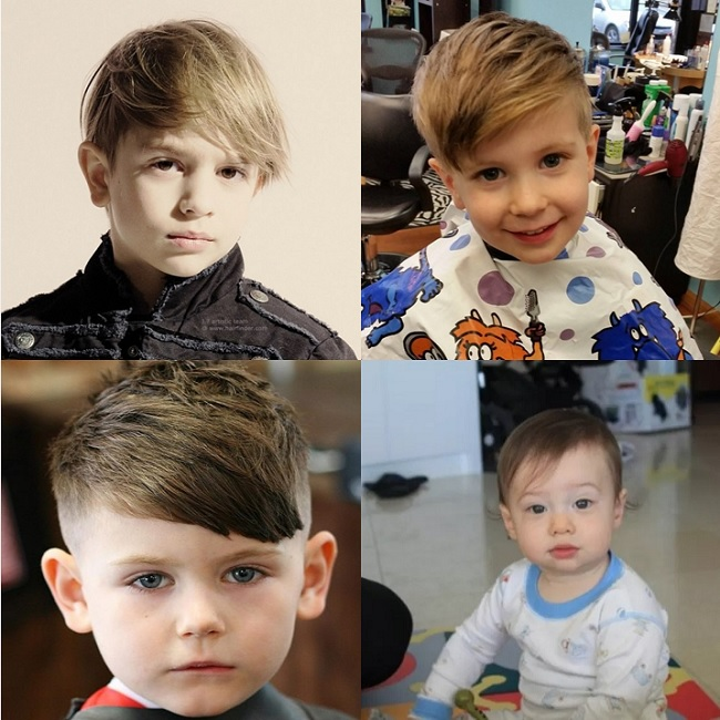 25 Charming Haircuts for Baby Boys to Show Off – Child Insider