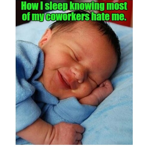 funny memes about sleeping baby