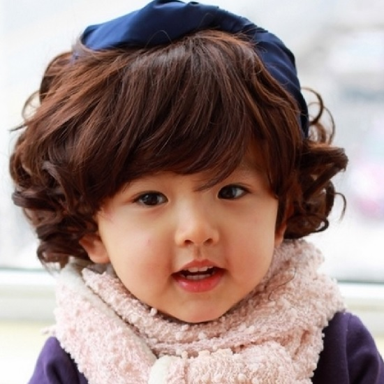 10 Mesmerizing Curly Hairstyles For Toddler Girls 2019