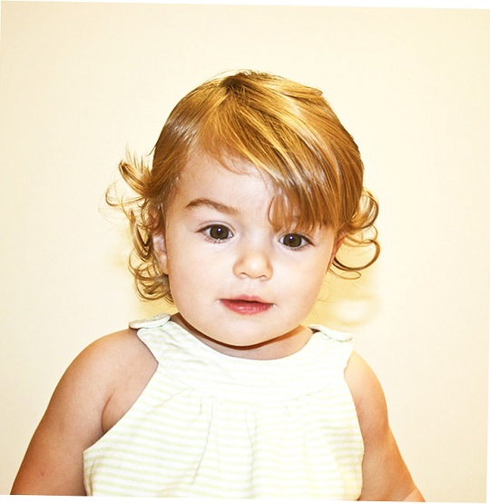 bangs with curly hair for toddler girl