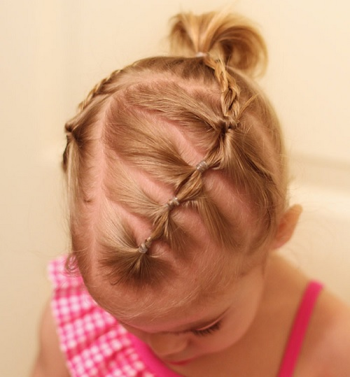 toddler haircut with braids for thin hair