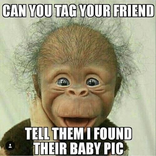 ugly baby meme