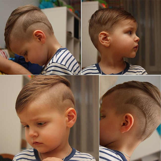 undercut for baby boy