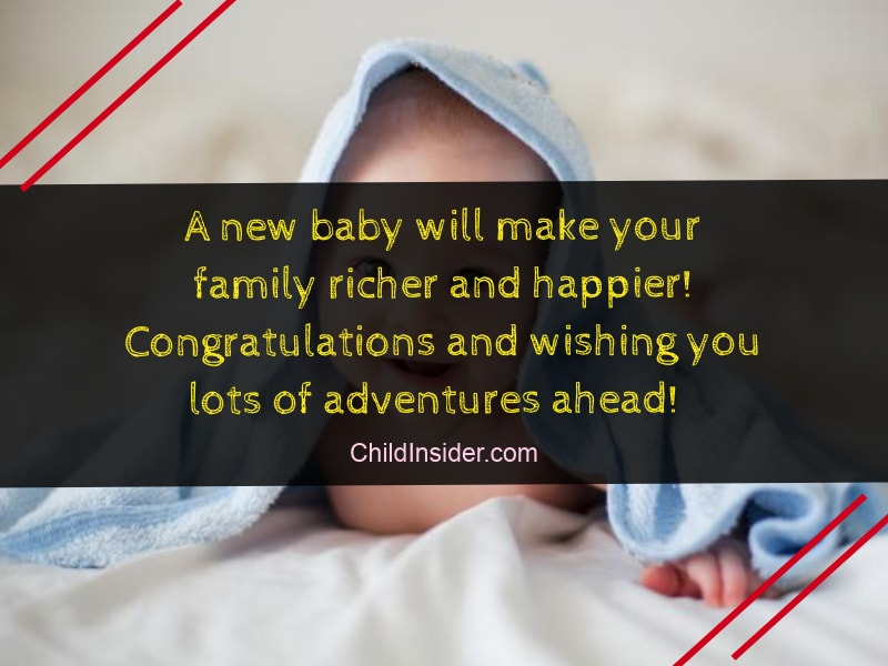 90 New Baby Shower Quotes Messages Memes To Congratulate Child