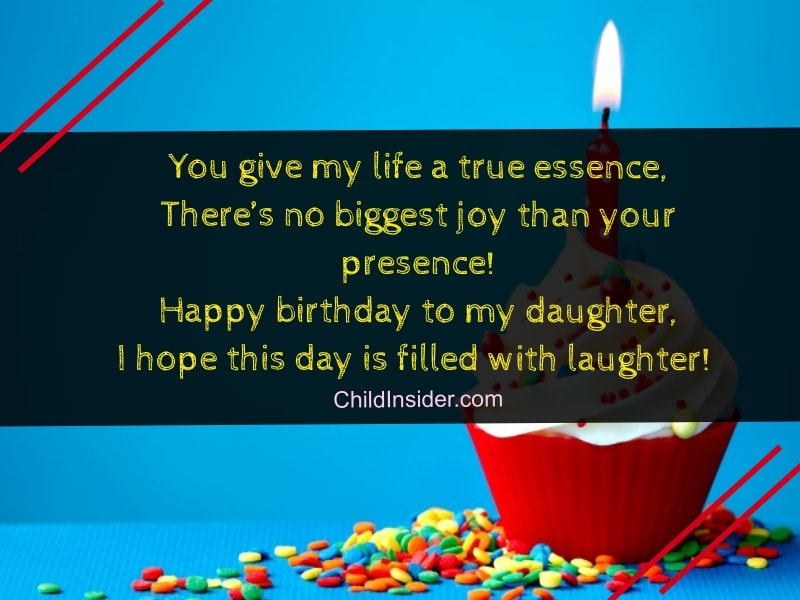 50 Best Birthday Messages To Wish Your Daughter As Mom Child Insider