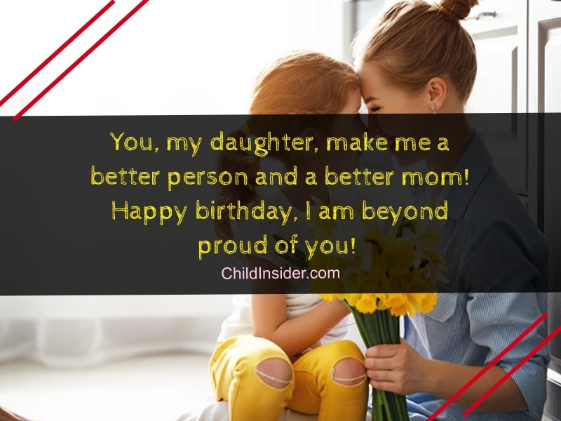 60 Emotional Birthday Wishes For Daughter As A Mom
