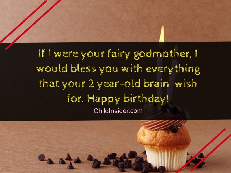 45 Best Birthday Wishes For Godmother: 30 Birthday Wishes For 2 Year Olds On Their Special Day