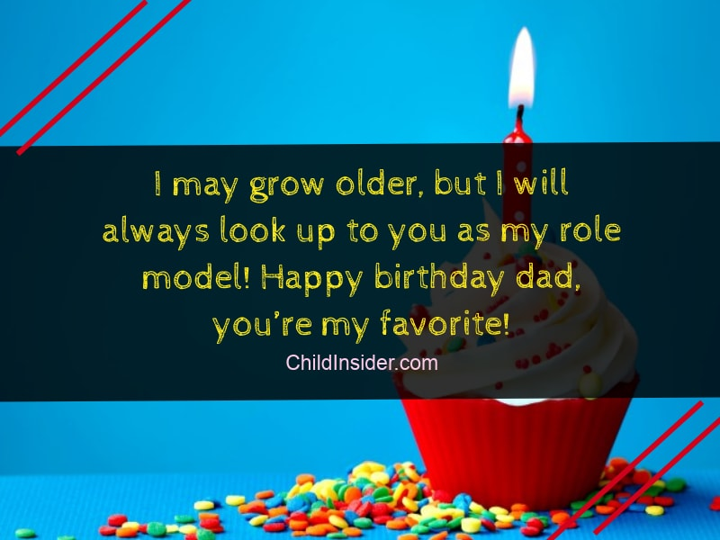 I Cannot Describe How Grateful And Happy Am To Be Your Daughter Birthday Dad Thank You For Letting Me Myself
