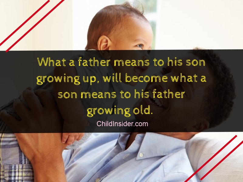 best father son bonding quotes