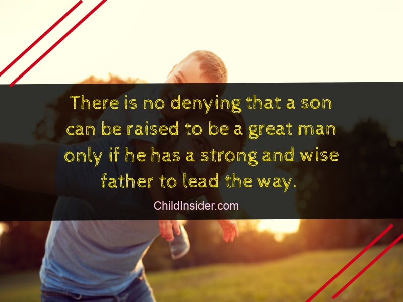 inspiring father son bonding quotes