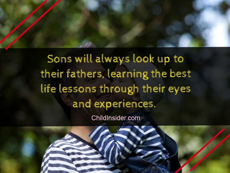 10 Father Son Bond Quotes Thatll Make Your Relationship Stronger