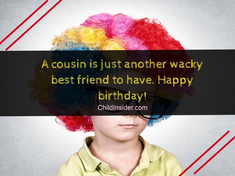 20 Funny Birthday Wishes For Cousin Brother Thatll Make Him Smile