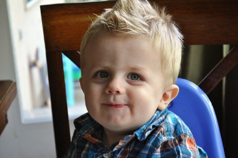 10 Coolest Fohawk Hairstyles For Little Boys 2019