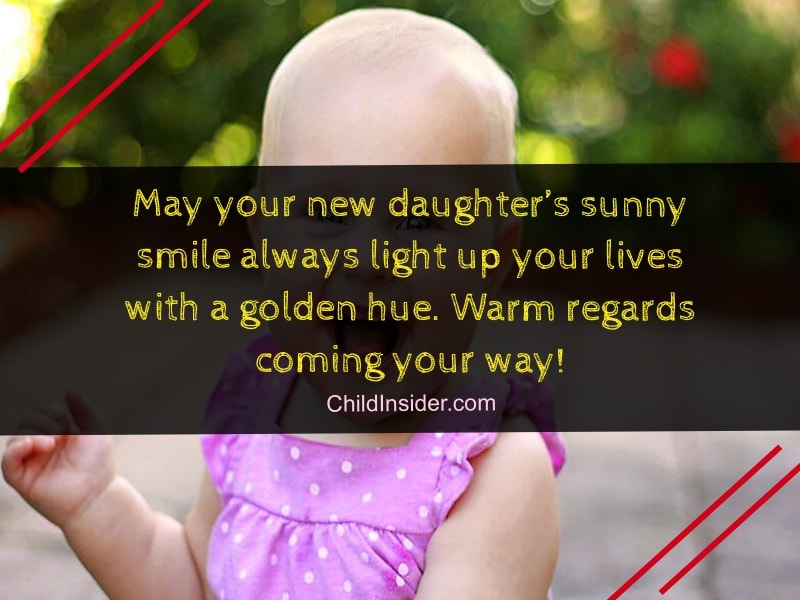 40 New Baby Girl Congratulation Quotes 2020 Updated-3090