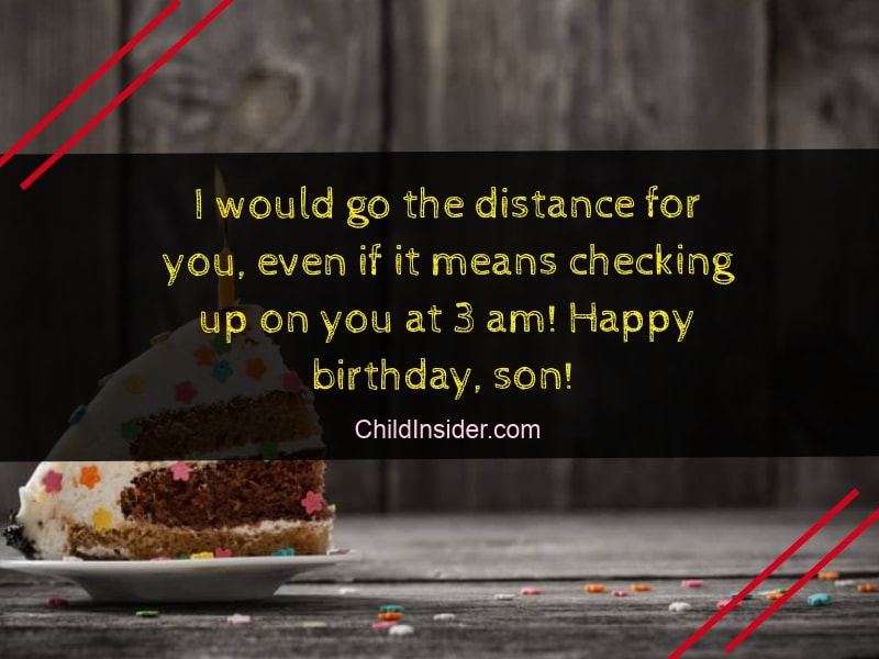 50 Best Birthday Quotes & Wishes for Son from Mother – Child Insider