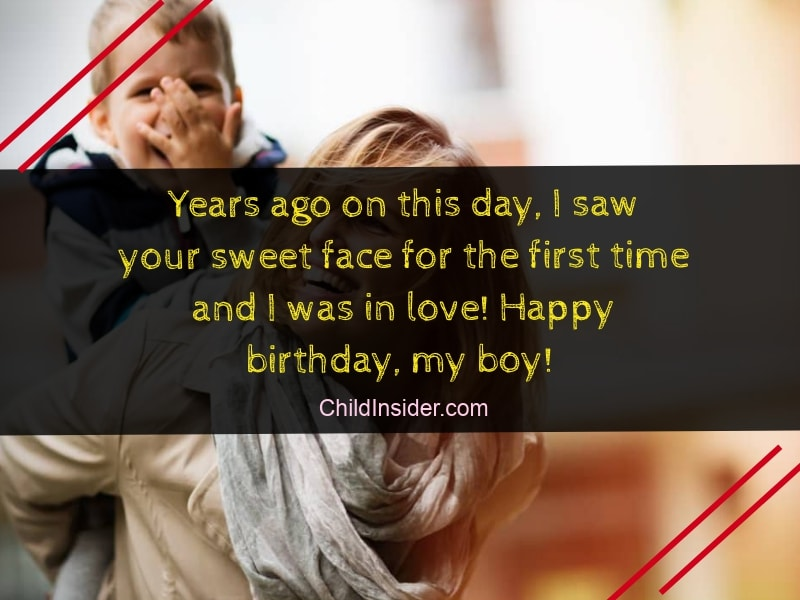50 Best Birthday Quotes & Wishes for Son from Mother – Child