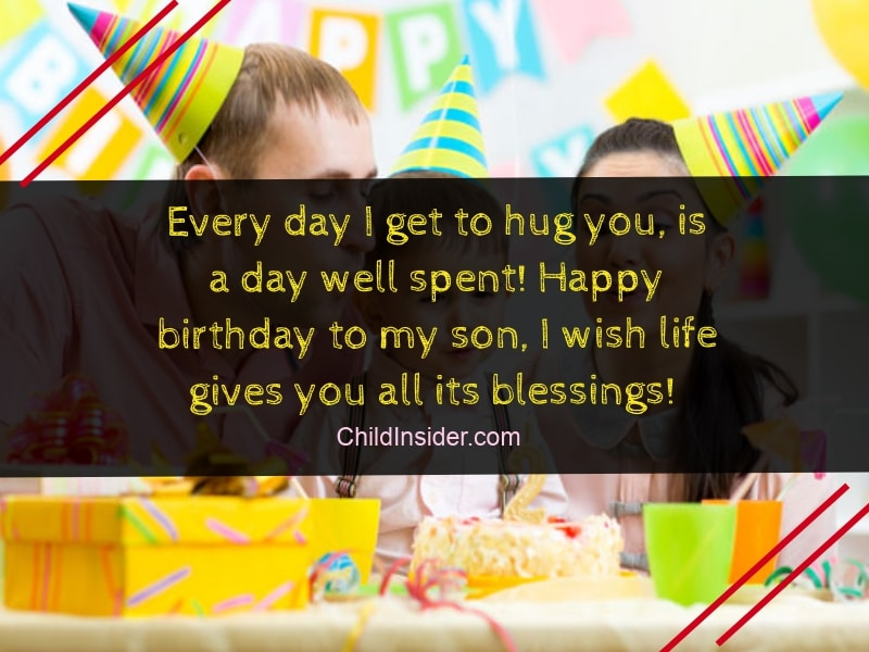 50 Best Birthday Quotes Wishes For Son From Mother Child Insider