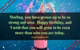birthday wishes for your step daughter