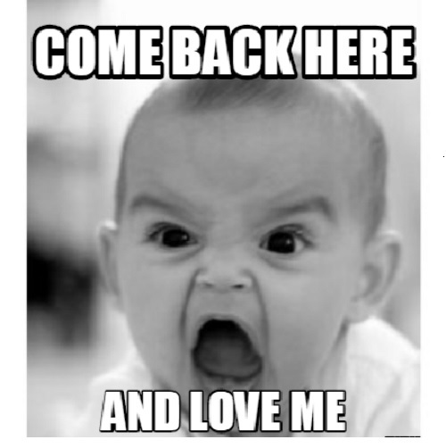 funny baby come back memes