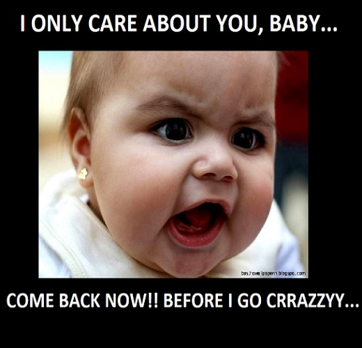 crazy memes about baby come back